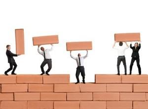 le team-building des collaborateurs