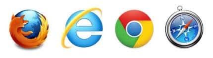 les navigateurs desktop compatibles avec BoondManager
