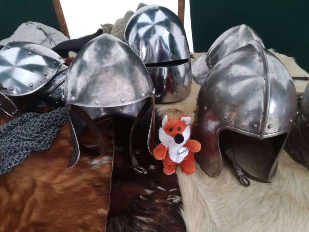 Retour au Moyen-Âge pour James Boond à Ranrouët avec la fête médiévale